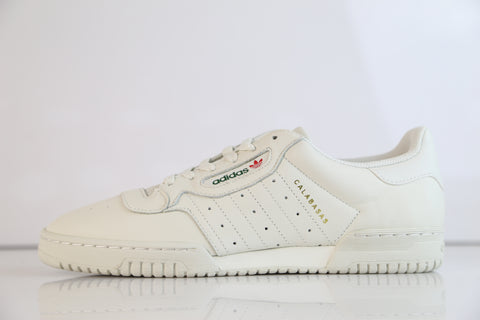 Adidas X Yeezy Powerphase Calabasas White Cream CQ1693 (NO Codes)