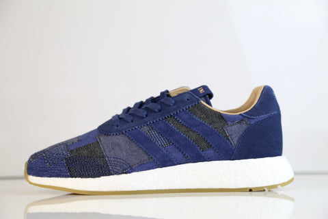 Adidas Consortium X Bodega X End Iniki Runner SE Patchwork Denim BY2104 (NO Codes)