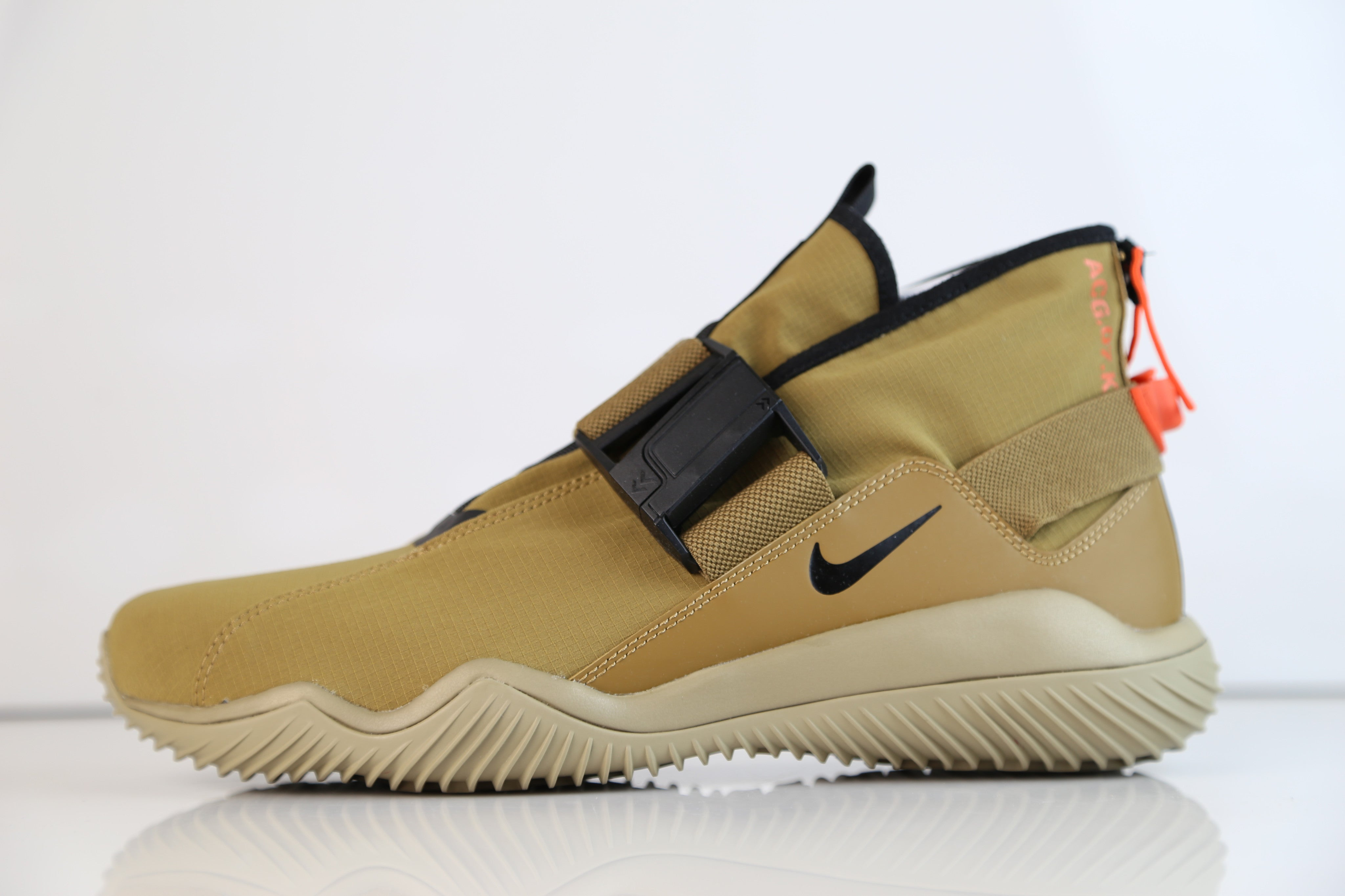 Nike Lab ACG 07 KMTR Komuyter Golden Beige Black Khaki 902776-201 8-13 free air