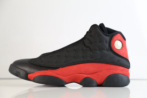 Nike Air Jordan Retro 13 Bred Black Red 2017 414571-004 (NO Codes)
