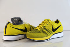 Nike Flyknit Trainer Bright Citron Citrus Black White AH8396-700
