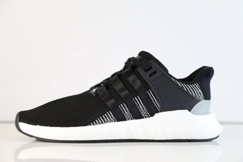 Adidas EQT Support 93 17 Boost Core Black White BY9509 (NO Codes)