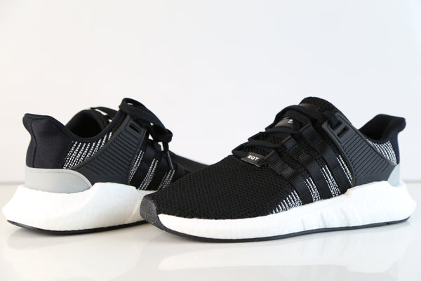 reputable site 1dcd8 afd40 ... Adidas EQT Support 93 17 Boost Core Black White BY9509 ...