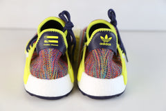 Adidas X PW Pharrell Williams NMD Human Race Multicolor Noble Ink Yellow AC7360 (NO Codes)