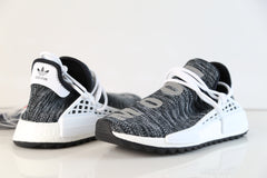 Adidas X PW Pharrell Williams NMD Human Race Core Black White AC7359 (NO Codes)