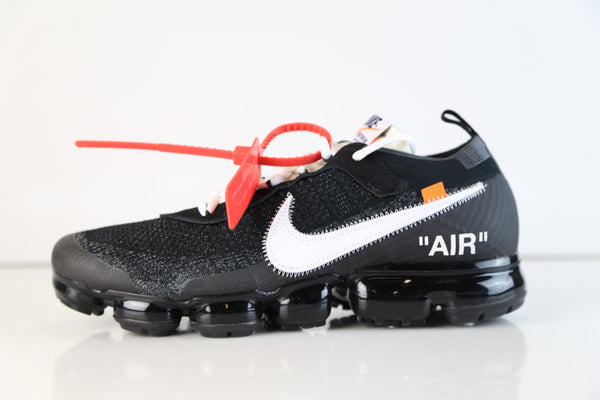 Nike X Off-White c/o Virgil Abloh Air VaporMax Black White AA3831-100
