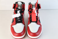 Nike X Off-White c/o Virgil Abloh Air Jordan Retro 1 Chicago AA3834-101