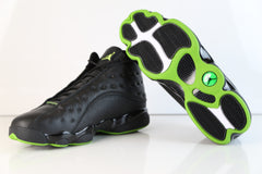 Nike Air Jordan Retro 13 Altitude OG Black Green 2017 414571-042 Adult and GS (NO Codes)