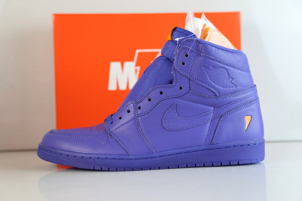 Nike Air Jordan Retro 1 High OG G8RD Gatorade Grape Rush Violet AJ5997-555