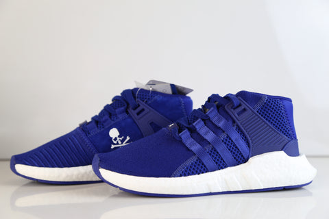 Adidas X MasterMind Japan EQT Support Mid MMW Mystery Ink Blue CQ1825
