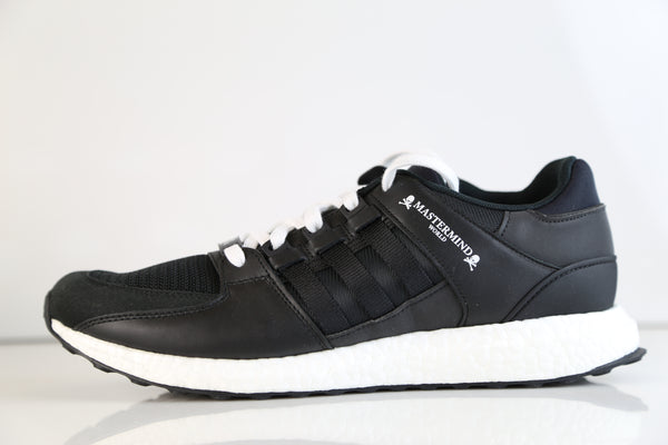 Adidas X MasterMind Japan EQT Support Ultra Boost MMW Black CQ1826