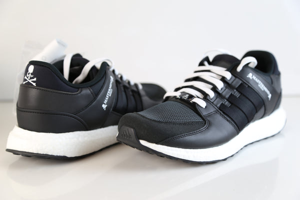 5cb01b17a7766 ... Adidas X MasterMind Japan EQT Support Ultra Boost MMW Black CQ1826 ...