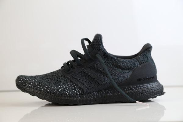 Adidas Ultra Boost Clima Cool Carbon Triple Black Orchid Tint CQ0022