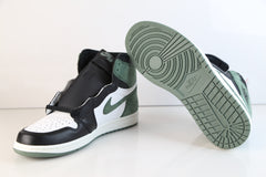 Nike Air Jordan Retro 1 High OG 6 Rings Clay Green Summit White 2018 555088-135