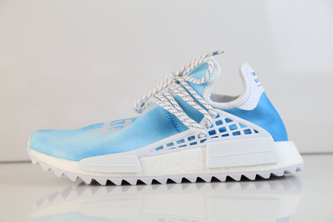 online retailer b887d 5c62a Adidas PW NMD Trail HU China Exclusive Peace Blue White F99763