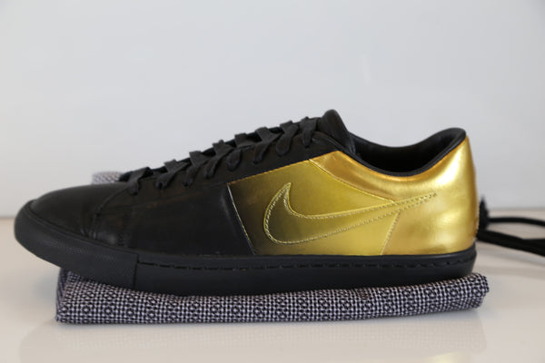 Nike Blazer Low SP Pedro Lourenco Black Metallic Gold 718798-008