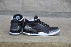 Custom Nike Air Jordan 3 Stealth II  (WORK ONLY) YOU provide base shoe