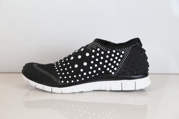 Nike Free Orbit II SP Black White 657738-001