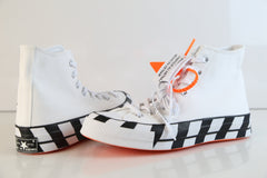 Converse X Off-White Virgil Abloh Chuck Taylor CT All-Star Part 2 163862C