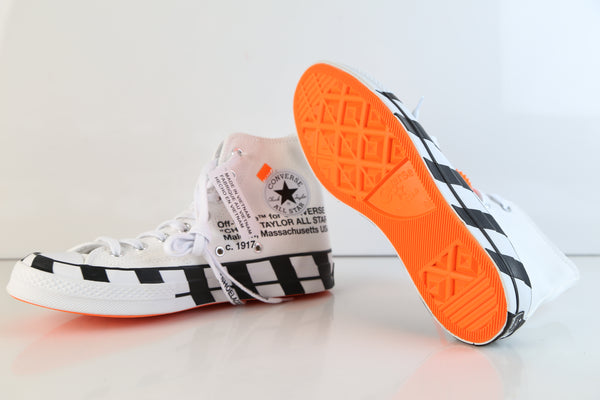 a550c5187a2 ... Converse X Off-White Virgil Abloh Chuck Taylor CT All-Star Part 2  163862C ...