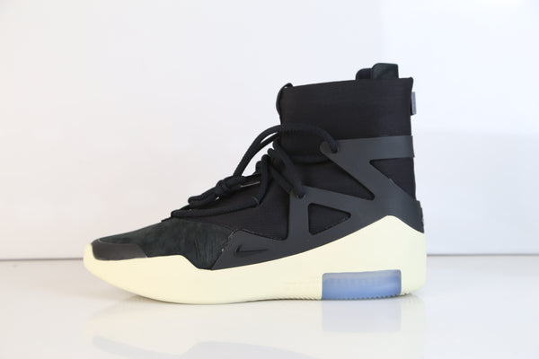 Nike X Fear of God FOG Air 1 Black Black AR4237-001