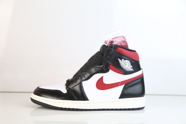 Nike Air Jordan Retro 1 High OG Black White Sail Gym Red 555088-061