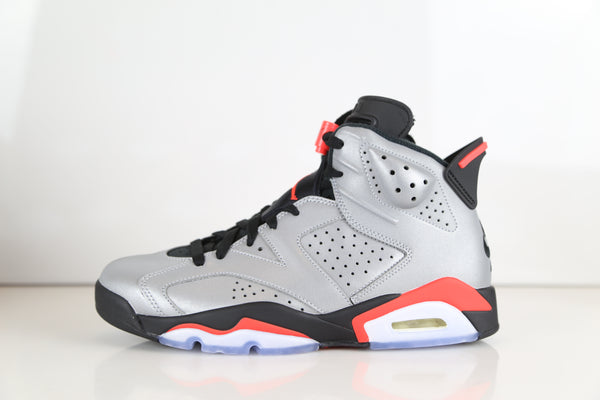 Nike Air Jordan Retro 6 JSP 3M Reflections CI4072-001