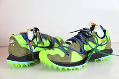 Nike W Zoom Terra Kiger 5 OW Off-White Electric Green Silver CD8179-300
