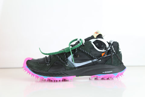 Nike W Zoom Terra Kiger 5 OW Off-White Black Silver CD8179-001