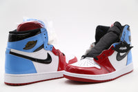 Nike Air Jordan Retro 1 High OG Fearless UNC to Chicago Patent CK5666-100