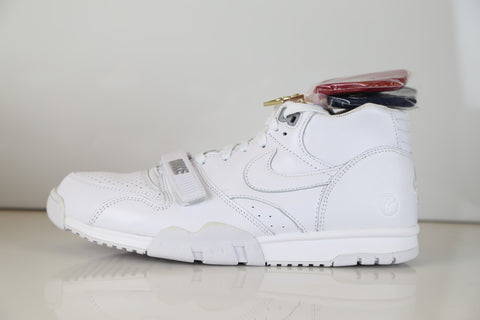 Nike Air Trainer 1 SP X Fragment Design White  806942-110