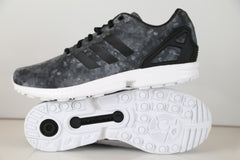 Adidas Consortium X White Mountaineering ZX Flux WT Camo Black Grey