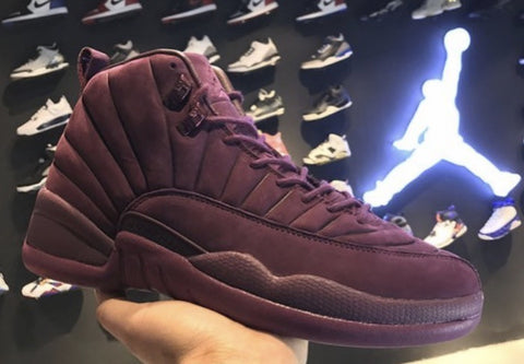 Nike Air Jordan Retro 12 X PSNY Bordeaux Wine 2017 PRE ORDER