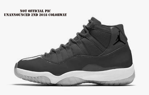 Nike Air Jordan Retro 11 Holiday 2018 December Release (2nd release) - UPDATED now releases after Concords PRE ORDER