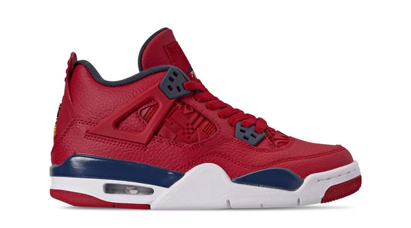 Nike Air Jordan Retro 4 SE Fiba Gym Red Metallic Gold Obsidian CI1184-617 PRE ORDER
