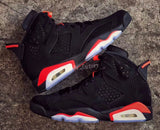 Nike Air Jordan Retro 6 OG Black Infrared 2019 PRE ORDER - ZSHZ