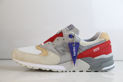 New Balance X Concepts 999 Hyannis M999CP2 Made USA