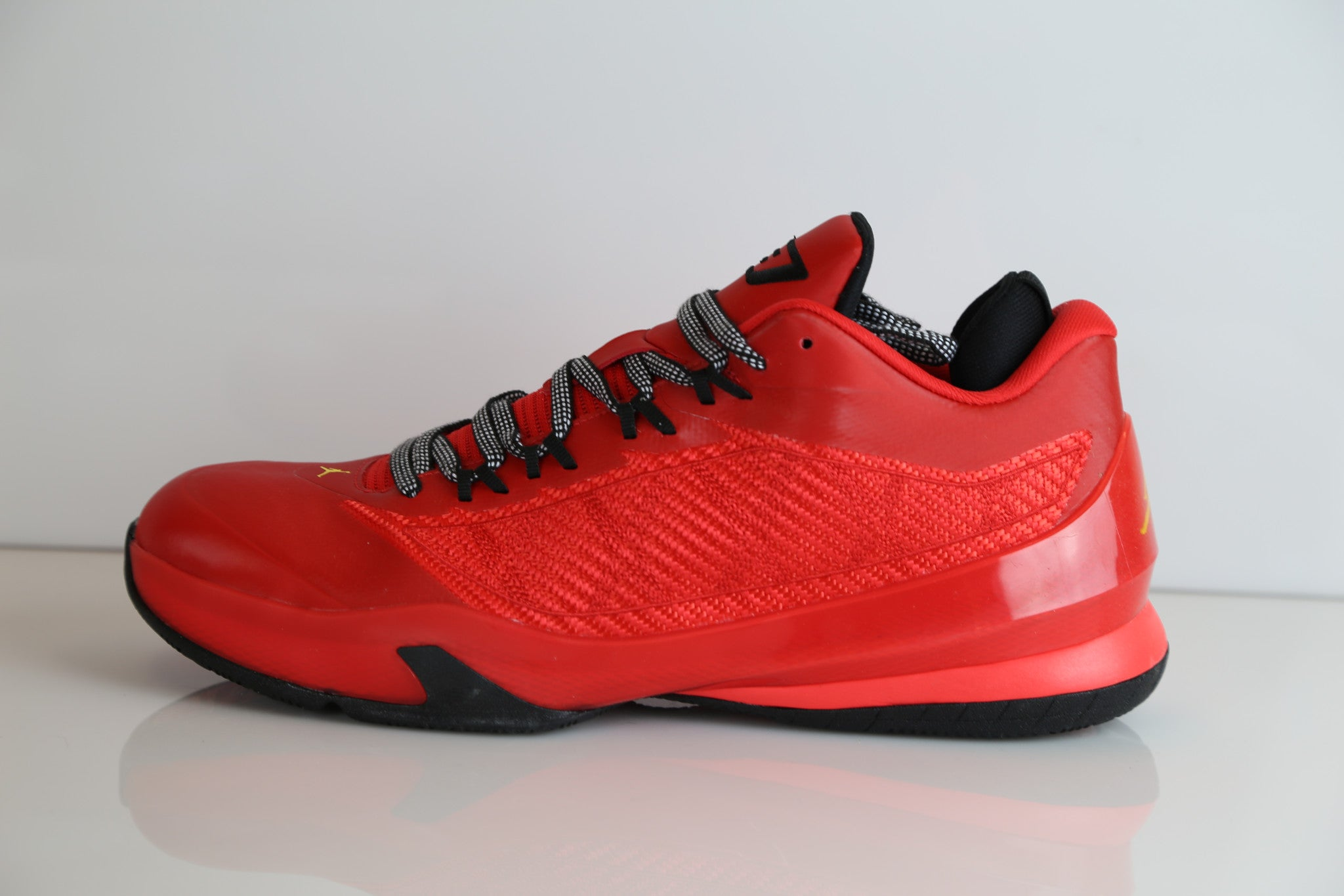 c5edd7681ffd0f Nik Air Jordan CP3.VIII Challlenge Red Tour Yellow 684855-605 ...
