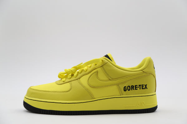 Nike Air Force 1 Low GTX Dynamic Yellow Black CK2630-701