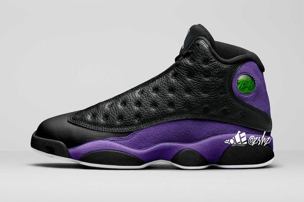 Nike Air Jordan Retro 13 Black White Court Purple DJ5982-015 - PRE ORDER