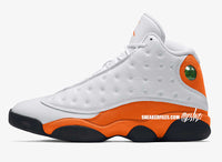 Nike Air Jordan Retro 13 Starfish White Black 414571-108 - PRE ORDER