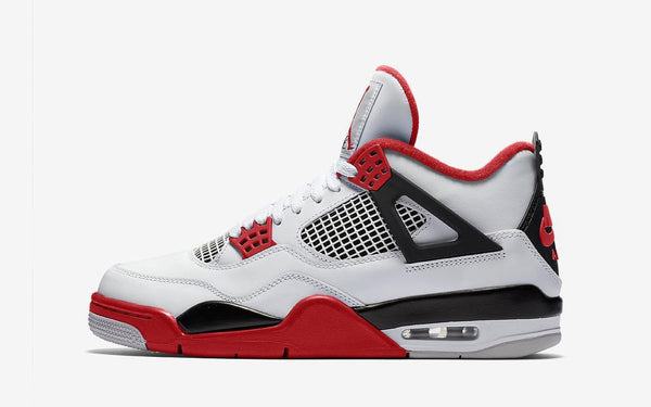 Nike Air Jordan Retro 4 OG White Fire Red 2020 DC7770-160 - PRE ORDER