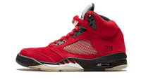 Nike Air Jordan Retro 5 Raging Bull Red DD0587-600 - BONUS
