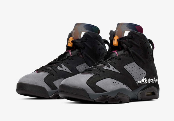 Nike Air Jordan Retro 6 Bordeaux Black Light Graphite Grey CT8529-063 - PRE ORDER