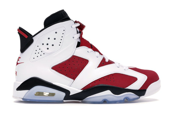 Nike Air Jordan Retro 6 OG Carmine White Black CT8529-106 - PRE ORDER