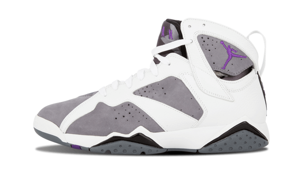 Nike Air Jordan Retro 7 Flint Grey White Varsity Purple CU9307-100 - PRE ORDER
