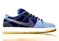 Nike Dunk Low SB Mystic Navy Denim Gum Light Brown CV0316-400 (Ship Oct+) - BONUS