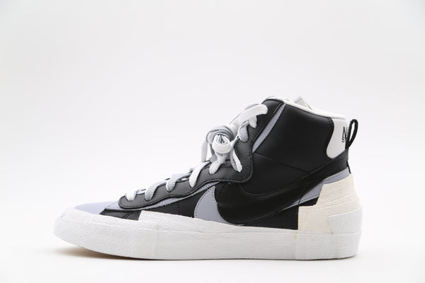 Nike X Sacai Blazer Mid Part 2 Black Grey BV0072-002