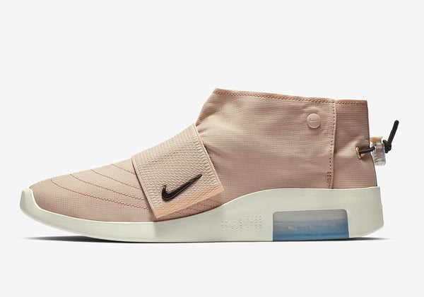 Nike Air Fear of God Moccasin Particle Beige Sail Black - BONUS
