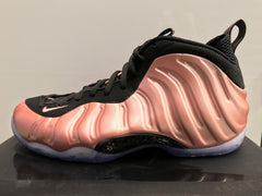 Nike Air Foamposite One Elemental Rose Rust Pink White Black 314996-602